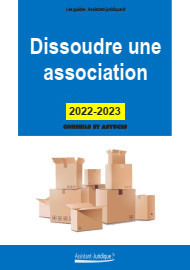 Dissoudre une association