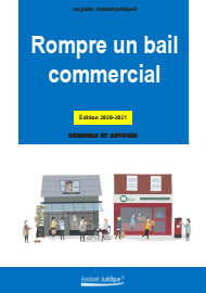 Rompre un bail commercial