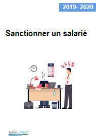Sanction Disciplinaire Comment Sanctionner Un Salarie