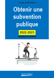 Obtenir une subvention publique