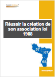 Modele statuts association 1908 document online for Exemple reglement interieur association